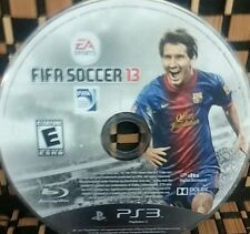 FIFA Soccer 13 PlayStation 3 USED (NO CASE) #10660