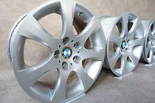 4 x Original BMW 3er E90 E91 E92 17 Zoll Alufelgen Sternspeiche Styling 185 E228