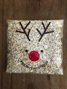 Santa's Magic Reindeer Food, x1 packet, christmas eve box filler, wildlife safe