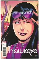 Hawkeye 2 B Marvel 2016 NM 1:25 Leonardo Romero Variant