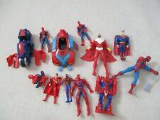 Spider man Vehicle and Figures BUNDLE