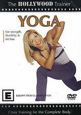 Hollywood Trainer - Yoga (DVD, 2005) Brand New Sealed FREE POSTAGE CHEAP
