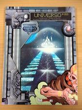 Libro Rol,Universo # 001,Ed.Quepuntoes 2002