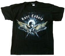Rare non porté Bravado Official KURT COBAIN Produits Ange Rock Star T-Shirt XL