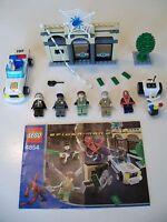 LEGO Spider-Man - Rare Original 4854 Doc Ock's Bank Robbery w/ Instructions