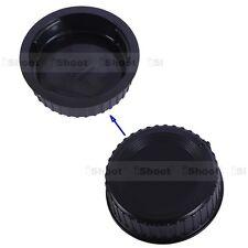 Tappo Coperchio Retro Copri Obiettivo Rear Lens Cap Per Nikon DX FX F Lente
