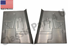 1957 1958 1959 FORD FAIRLANE GALAXIE RANCHERO FRONT FLOOR PANS  NEW PAIR!