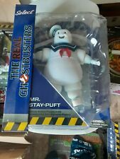 Real Ghostbusters Mr. Stay Puft Diamond Select Series 9 Firehouse Moc