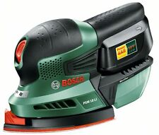 8-ONLY Bosch (18v/2.0ah) PSM 18 Li - Battery Sander 06033A1372 3165140740036 #v