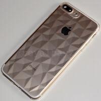 WoW iPhone 7/8 Plus PRISMA Silikon-Hülle Schutzhülle Tasche Etui TPU Prism Case