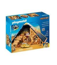 Playmobil History Pirámide del Faraón Juguete Educativo