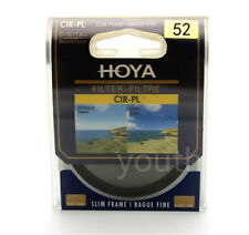 Hoya 52mm CPL CIR-PL Slim Circular Polarizing Digital Filter for Camera Lenses