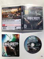 Call of Duty: Black Ops (Sony PlayStation 3, 2011) CIB