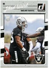 Jihad Ward - Raiders #321 Donruss 2016 NFL Panini RC Trade Card (C2367)