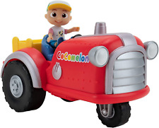 Cocomelon Tractor Farm Toy Musical With Songs And JJ figure Gift For Toddler Kid