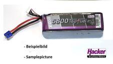 Hacker TopFuel LiPo 7,4V 20C-ECO-X 5800mAh 2S - 25800231