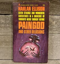 Paingod and Other Delusions by Harlan Ellison (1965, first edition)