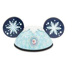 Disney Parks Mickey & Minnie Fashion Ears Ear Hat - Frozen Anna & Elsa Dual Side