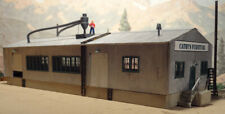 HO SCALE ALPINE DIVISION SCALE MODELS CATHY'S FURNITURE FACTORY KIT #1901
