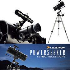 Celestron PowerSeeker 127EQ f/7.87 Telescope