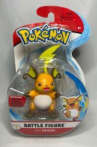Pokemon Battle Figure RAICHU - New / Sealed