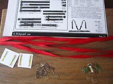 Pocher Autograph 1/8 Ferrari Porsche Sabelt Harness Upgrade Transkit