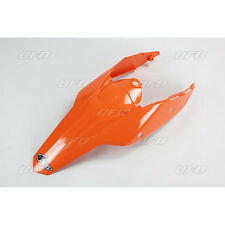Ufo Kotflügel hinten orange Rear Fender KTM EXC-F 250 400 450 530 08-11