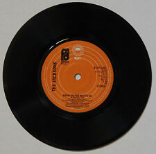 """Vinyle 45T The Jacksons  """"Show you the way to go"""""""
