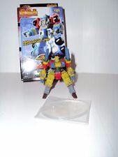 Demolishor Transformers Armada - SCF Act 9 (Ironhide Micron Legend) colour only