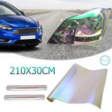 300X2100mm Chameleon Clear Tail Tint Car Van Fog Light Headlight Wrap Vinyl Film