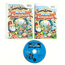 My Sims Kingdom Wii / Jeu Sur Nintendo Wii (mysims)