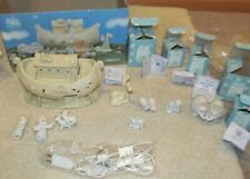 Precious Moments The Noah's Ark Story Set 530948 Night light In original box