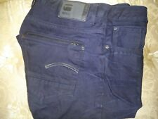 G-Star Raw Attacc Man's Straight Jeans Made In Bangladesh 36x32