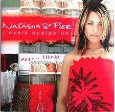 """NATASHA ST-PIER - CD SINGLE PROMO """"J'AVAIS QUELQU'UN"""""""