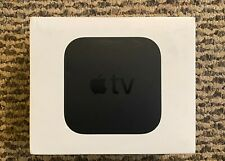 Apple Tv 4k 32GB - Black  MQD22LL/A,  64GB - Black MP7P2LL/A