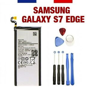 Original Battery New 0 Cycle +Tools for Samsung Galaxy S7 Edge
