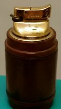 Flamex Keg Leather Lighter Casing Made in Italy
