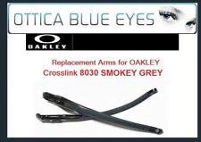 Aste Ricambio Vista Oakley Arms 8030 Crosslink GREY Grigio Original Replacement