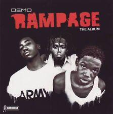 Demo - Rampage - the album  - CD+DVD -