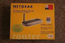 Netgear WGR614 54 Mbps 4-Port 10/100 Wireless G Router (WGR614v7)