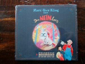 """Marc-Uwe Kling liest""""Das NEINhorn&DER TAG,AN DEM DER OPA ,,,""""1 CD,neu,ohne Porto"""