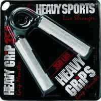 Heavy Sports Hand Gripper Grips Grip Metal 100 / 150 / 200 / 250 / 300 / 350lbs