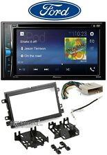 Pioneer DVD/CD Stereo Bluetooth Car In-dash Receiver For 2007 Ford Mustang