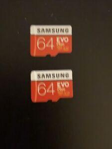 SAMSUNG Evo 64 GB, Class 10 48MB/S - microSDXC Card MB-MP64D/EU
