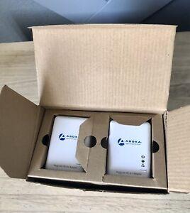 ASOKA Ethernet PlugLink PL9660-Q1 HD AV Adapter Set Brand New Open Box