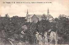 Oka Quebec Canada La Trappe  Abbey of Notre-Dame du Lac Postcard J46486