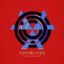 Chvrches - The Bones Of What You Believe - Jewel Case (NEW CD)
