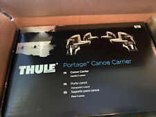 Thule Portage Canoe Carrier #819 Roof-Mounted BRAND NEW