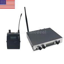 Professional  EW300 IEM G3 Stage UHF Wireless In-Ear Headphones Monitor System U