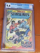 STARSLAYER #10 1ST APP GRIMJACK CGC 9.4 RUSSO BROTHERS (AVENGERS) IN DEVELOPMENT